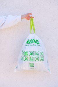 Recyclebare Plastikfolien sind im Alltag sehr Präsent